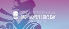 캠핑과 함께하는 PADI Women's Dive Day!